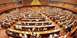 Parliament's joint session passes resolution condemning illegal attempt by India