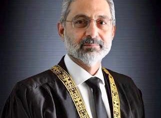 CJP constitutes SC bench to hear petitions challenging reference against Justice Isa