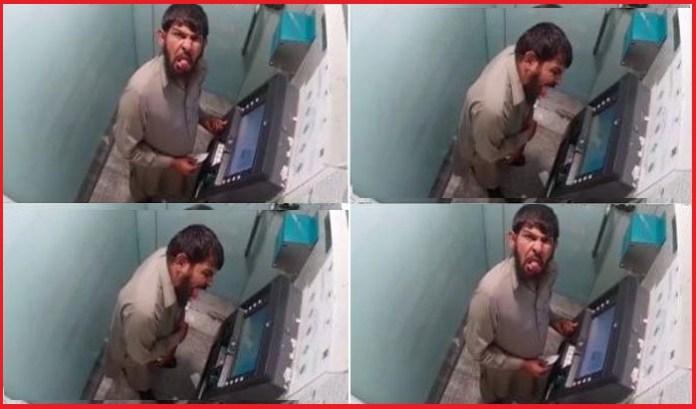 ATM robber whose video went viral dies in police custody in Rahim Yar Khan