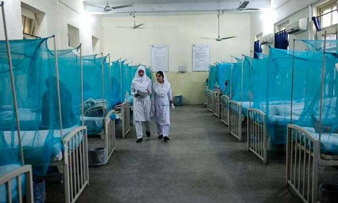 Woman dies of dengue fever in Swat hospital