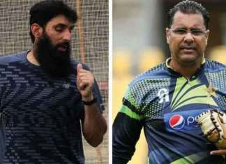 PCB appoints Misbah as head coach, Waqar as bowling coach