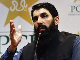 Misbah hope inexperience Pakistani side to perform well against Australia
