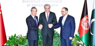 China-Afghanistan-Pakistan Trilateral Dialogue held in Islamabad