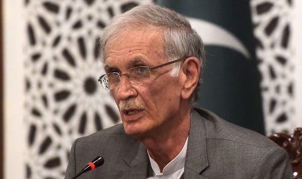 Coronavirus under control in Pakistan: Pervez Khattak
