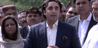 Govt would be responsible if something happened to Asif Zardari: Bilawal