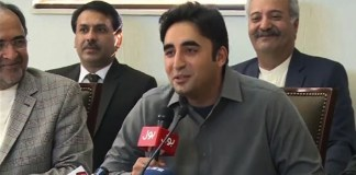 Bilawal accuses govt of subjecting Zardari, Nawaz to political revenge