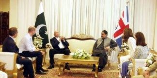 Pakistan, UK moving ahead together in journey of progress, prosperity: Buzdar