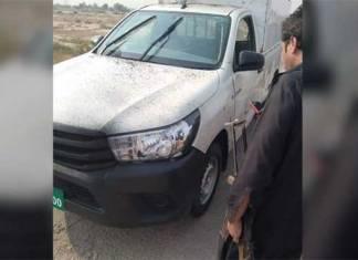 Policeman injured in explosion targeting police mobile in DI Khan