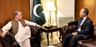 FM urges world community to play role in lifting curfew in Occupied Kashmir