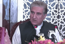 FM Qureshi urges opposition to resolve issues via negotiations