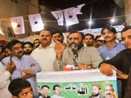 GDA's Moazzam Ali Abbasi defeats PPP in PS-11 Larkana by-poll