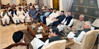Govt committed to transform provincial capital on modern lines: KP CM