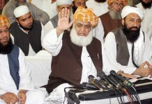 JUI-F cancels meeting with govt committee for talks