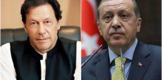 PM Imran, Erdogan discuss regional situation in telephonic conversation