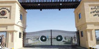 Pak-Iran travel gate at Taftan to remain closed for 16 days
