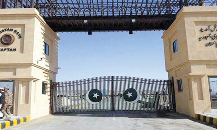 Pak-Iran travel gate at Taftan to remain closed for 16 days
