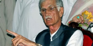 PM Imran Khan's resignation out of question: Pervaiz Khattak