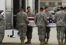 Two US service members killed in chopper crash in Afghanistan