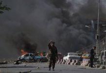 At least seven killed in Kabul car bomb blast