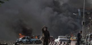 At least seven killed in Kabul car bomb blast