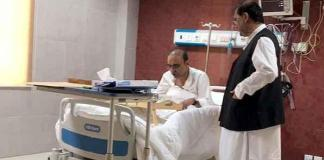 Zardari to be shifted to Karachi hospital via chartered flight