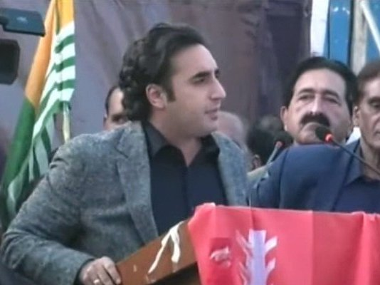 PTI Govt has indeed become danger for Pakistan's sovereignty: Bilawal