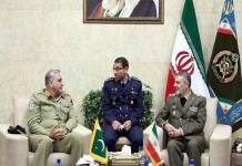 COAS Gen Bajwa, Iranian Army chief discuss defence cooperation