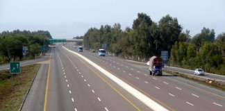 Govt increases traffic fines for violations on motorways, highways