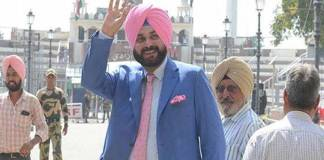Indian govt allows Sidhu to visit Pakistan for Kartarpur Corridor inauguration
