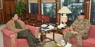 PM Imran, COAS General Bajwa discuss security situation