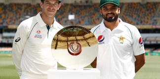 Pakistan to face Australia in second Test tomorrow