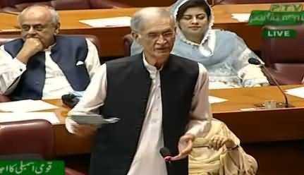 Govt ready for negotiations with opposition for sake of democracy: Khattak