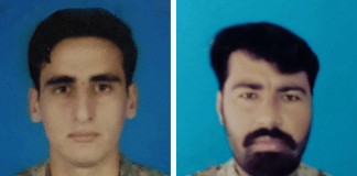 Two soldiers martyred during operation in North Waziristan