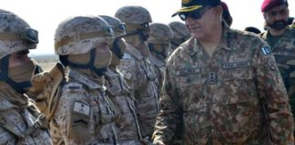 Pakistan Army ready to take on any challenge threatening the country defence: COAS