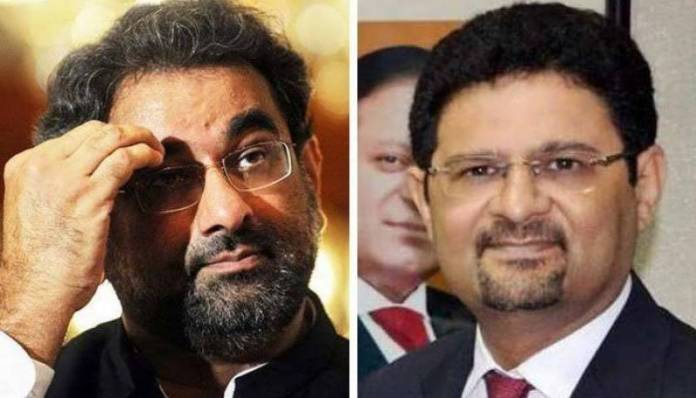 NAB files reference against Khaqan Abbasi, Miftah Ismail in LNG case
