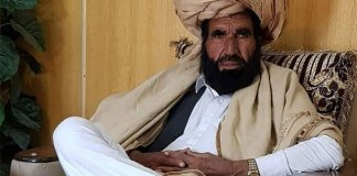Naqeeb Mehsud's father's funeral prayers offered in Tank