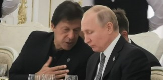Pakistan, Russia sign multibillion-dollar deal for investment, trade