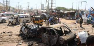 Car bomb kills at least 76 in Mogadishu