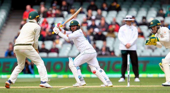 Yasir Shah scores maiden Test century against Australia