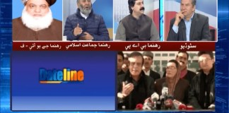 DATE LINE | 8th January 2020 | Khyber News