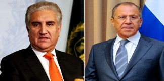 Pakistan, Russia aims to restore peace in the region