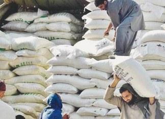 Flour crisis: KP receives 25 trucks of wheat flour from Punjab