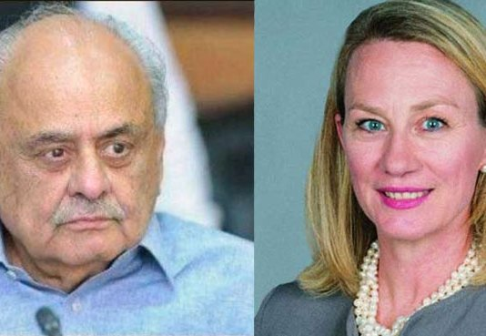Problems of Pakistani immigrants is US near resolution: Ijaz Shah