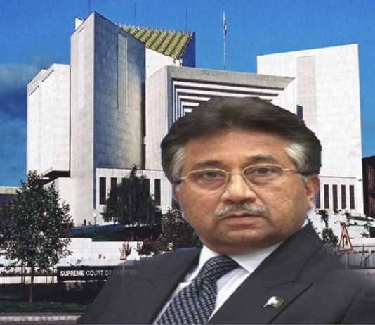 LHC order challenged in SC against formation of special court in Musharraf treason case