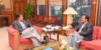 PM Imran, CM Buzdar discuss political situation of Punjab