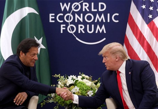 Trump again offers mediation between Pakistan and India on Kashmir issue