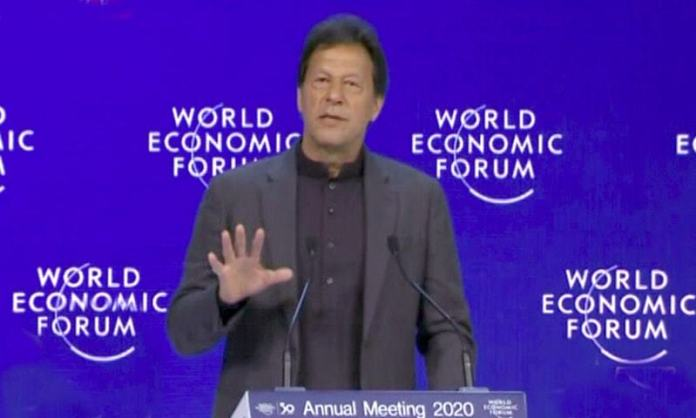 Pakistan, US on same page to resolve Afghan issue: PM Imran