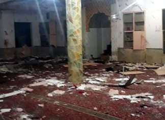 DSP among nine martyred as blast strikes Quetta mosque