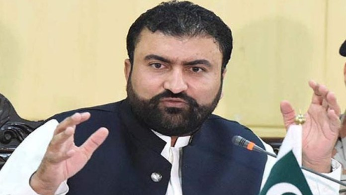 Sarfraz Bugti gets pre-arrest bail in minor girl's kidnapping case