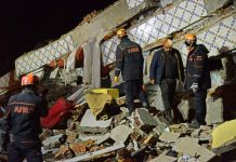 Powerful quake kills 20 people in eastern Turkey